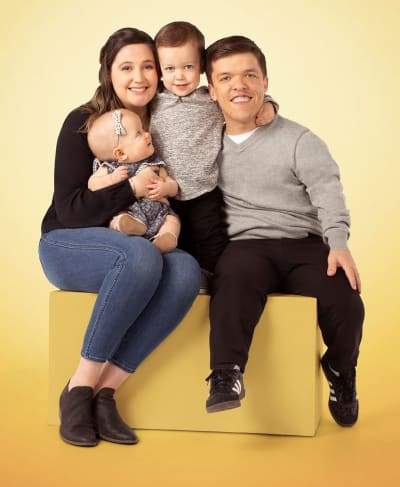 Retrato de la familia Roloff