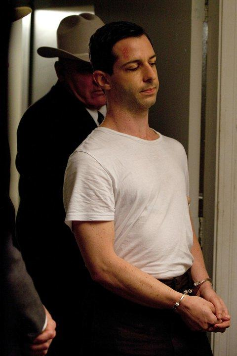 Jeremy Strong as Lee Harvey Oswald in Parkland