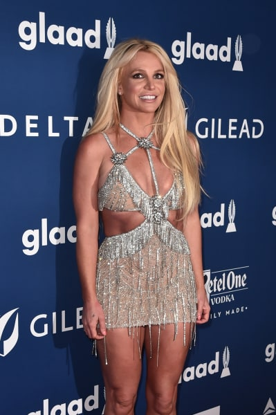 Britney Red Carpet Pic