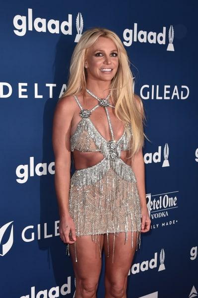Britney Red Carpet Pic