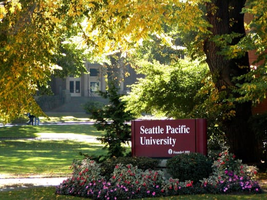 Seattle Pacific University Pic