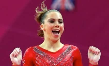 McKayla Maroney Vault Leads U.S. Women's Gymnastics Team to Gold