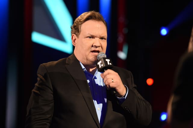 And Andy Richter