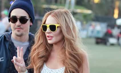 Celebrity Mug Shot Showdown: Samantha Ronson vs. Lindsay Lohan!
