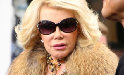 Joan Rivers on Adele: She's Fat!!!