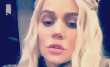 Khloe Kardashian as Daenerys