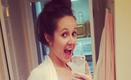 Pregnant Ashley Hebert