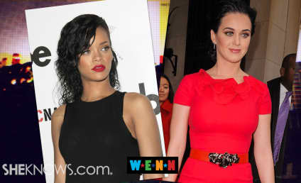 Katy Perry: Pissed at Rihanna for Working With John Mayer?