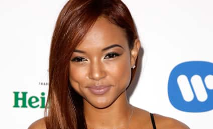 Karrueche Tran DUMPS Chris Brown on Twitter: No Baby Drama For Me!
