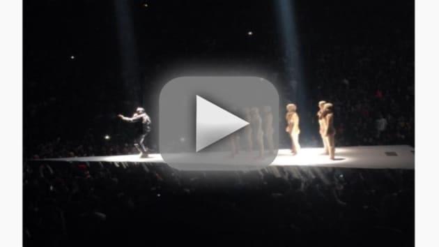 Kanye West: Ranting in Toronto