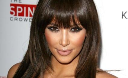 Kim Kardashian: She Bangs! She Bangs!