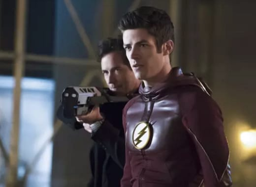 The Flash Finale Photo