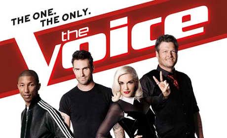 The Voice Coaches: Season 7