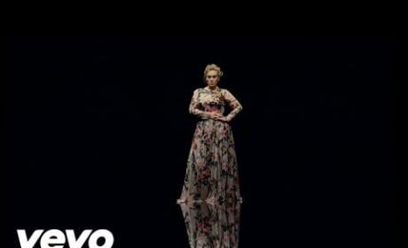 """Adele """"Send My Love (To Your New Lover)"""" Video"""
