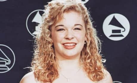 LeAnn Rimes at the Grammys, 1996