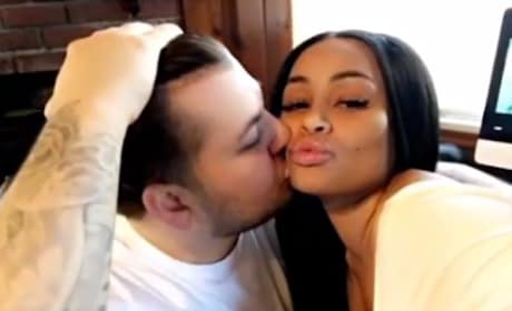 Rob Kardashian and Blac Chyna: We're Back Together!