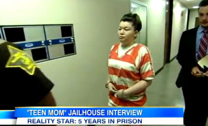 Amber Portwood Speaks From Jail: I Am Not Normal!