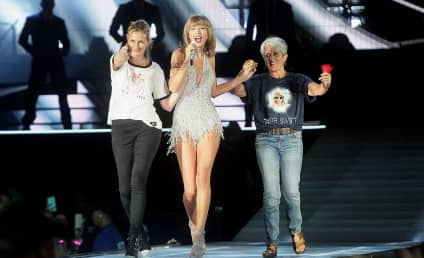 Who Did Taylor Swift Bring on Stage Now?!?