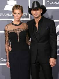 Faith Hill and Tim McGraw Pic