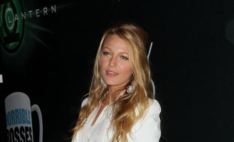 Blake Lively looks best in the ...
