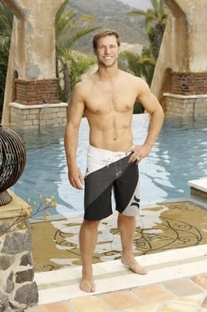 Jake on Bachelor Pad