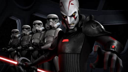 Star Wars: Inquisitor