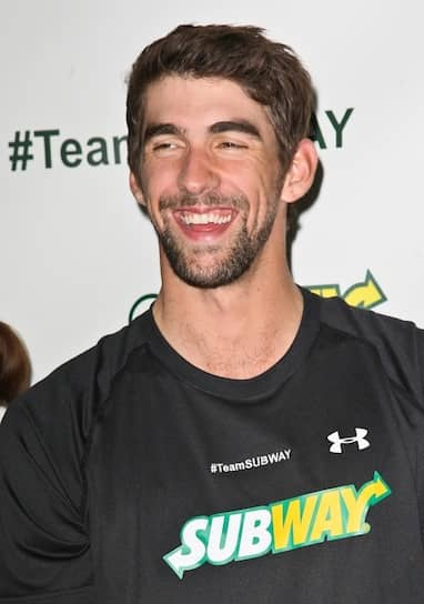 Michael Phelps for Subway