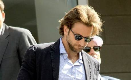 Bradley Cooper Long Hair
