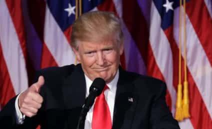 Donald Trump Acceptance Speech: Watch Now!