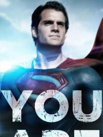 Man of Steel Superman Poster