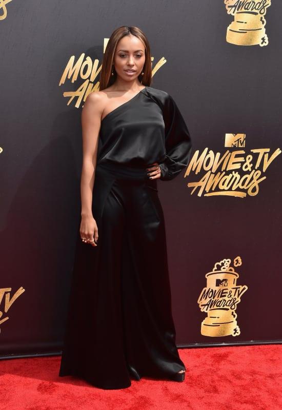 Kat Graham at 2017 MTV Awards
