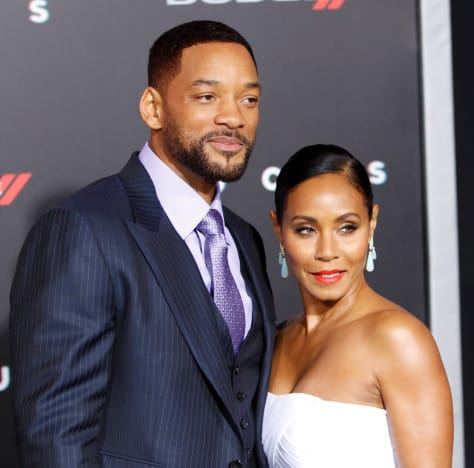 Will Smith and Jada Pinkett Smith Red Carpet Pic