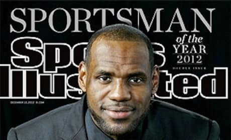Did LeBron James deserve to be Sports Illustrated Sportsman of the Year?
