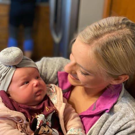 Mackenzie McKee Got to Meet Her Niece