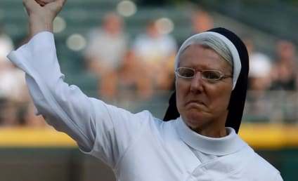 Nun Fires Perfect First Pitch Strike, Leaves Internet in Awe