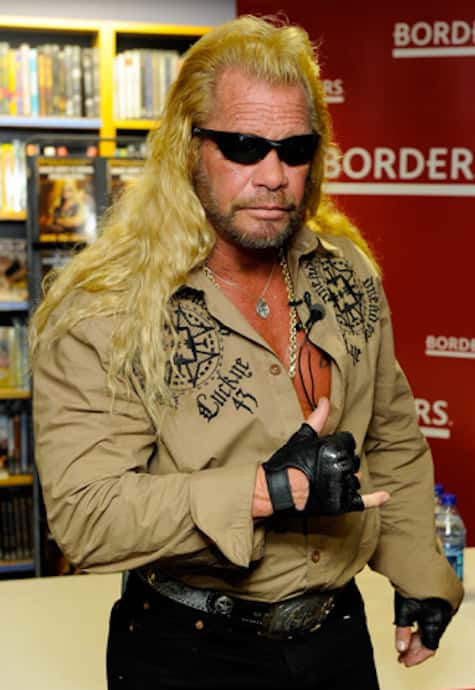 Auto World Las Vegas >> Dog The Bounty Hunter: Coming After War Machine For Christy Mack Attack! - The Hollywood Gossip
