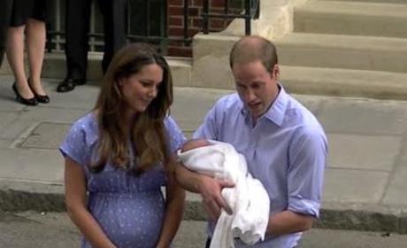 "Prince William: Royal Baby a ""Rascal"""