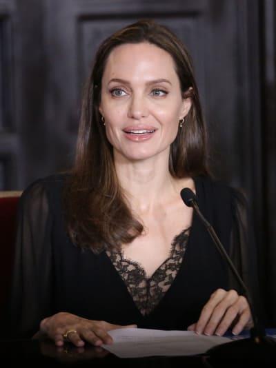 Angelina Jolie: I'll Tell the ...