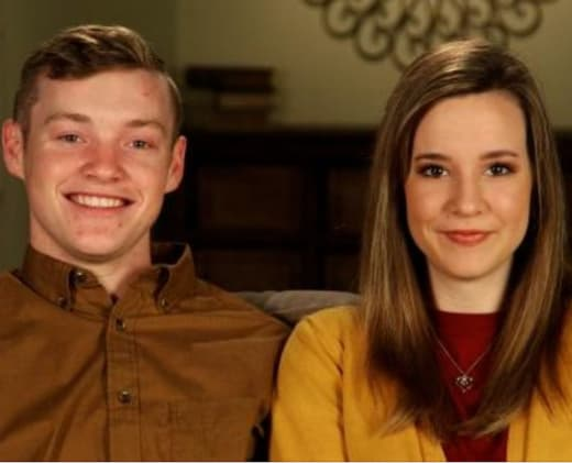 Justin Duggar and Claire Spivey on TLC