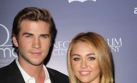 Miley Cyrus & Liam Hemsworth