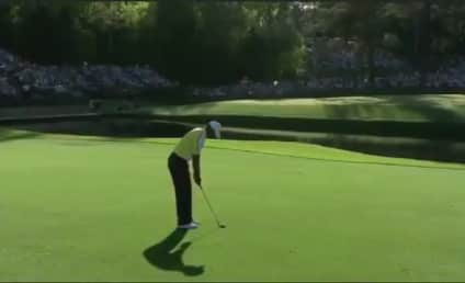 Tiger Woods Hits Unluckiest Shot Ever; Masters Reviewing Possible Rules Violation