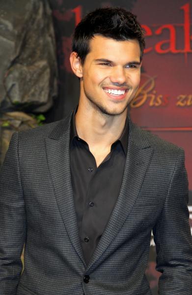 Taylor Lautner in Germany