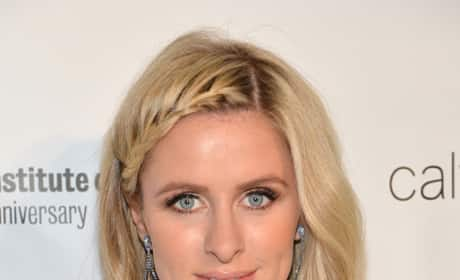 Nicky Hilton At The Fashion Institute Of Technology's Future Of Fashion Runway Show