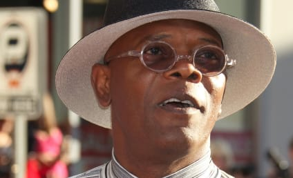 "Samuel L. Jackson Voted For Obama ""Because He's Black"""