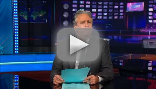Jon Stewart on Gun Control