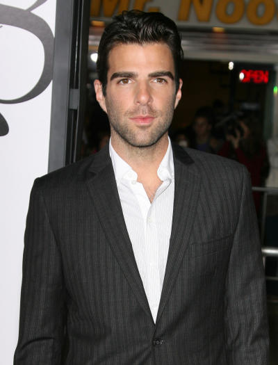 Zachary Quinto Picture