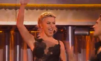 Julianne Hough Returns to Dancing With the Stars, Guest Judges Top 10