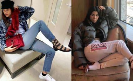 Kourtney Kardashian vs. Sofia Richie: Feud Heating Up on Instagram?