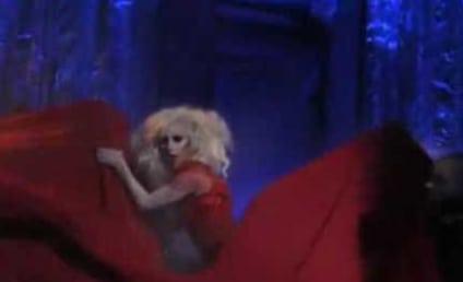 First Look: Lady Gaga on Gossip Girl