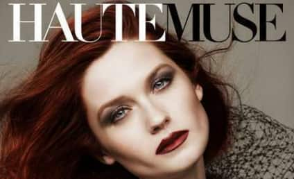 Bonnie Wright: Made Up for Haute Muse